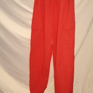 Pretty little thing wind pants track pants